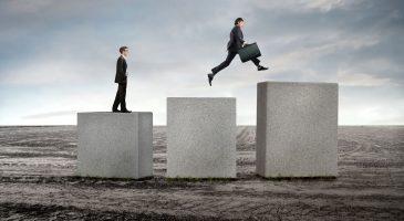 Der Aufstieg vom Mitarbeiter zur Führungskraft