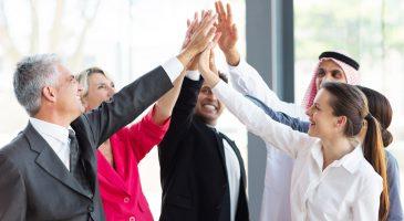 Teambuilding sorgt für bessere Beziehungen im Team