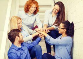 Teamentwicklung schafft eine starke Gemeinschaft