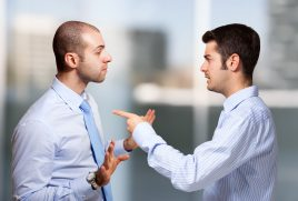 aktives Konfliktmanagment bei der Arbeit
