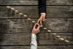 Der Weg vom Mitarbeiter zur Führungskraft